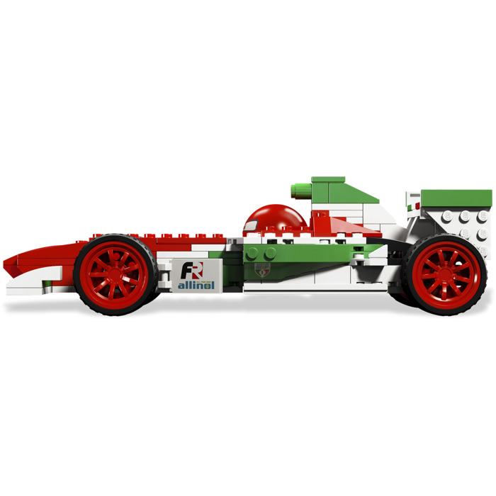 lego cars 2 francesco instructions