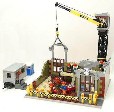 lego dump truck instructions 7344