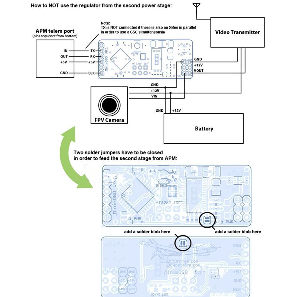 minimosd v1.1 instructions