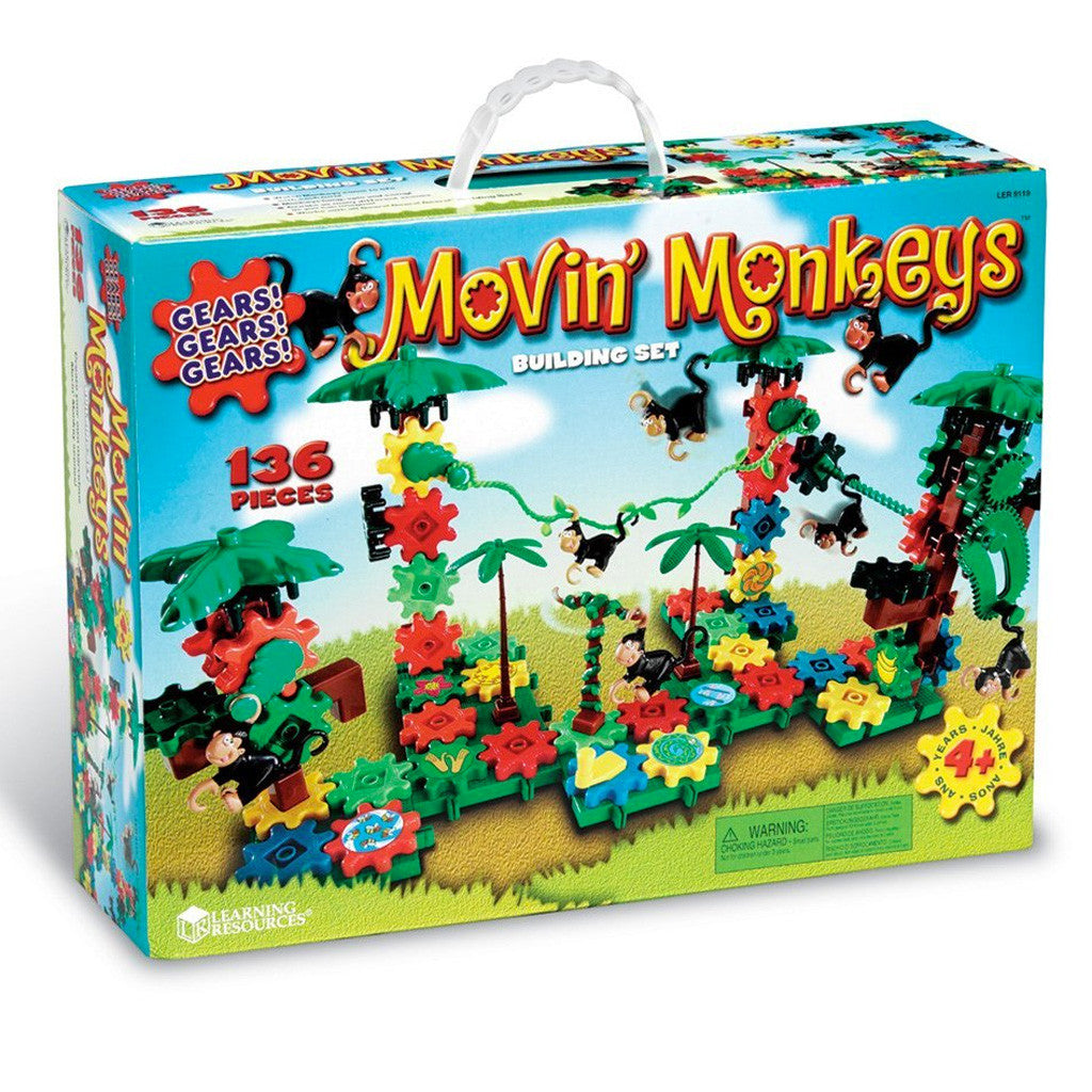 monkeying around game instructions