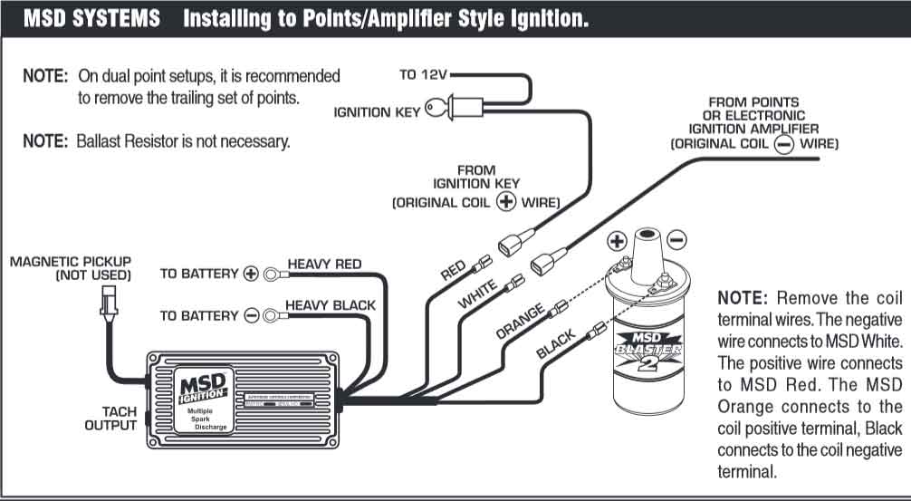 The Ins And Outs Of An Msd Ignition System Manual Guide