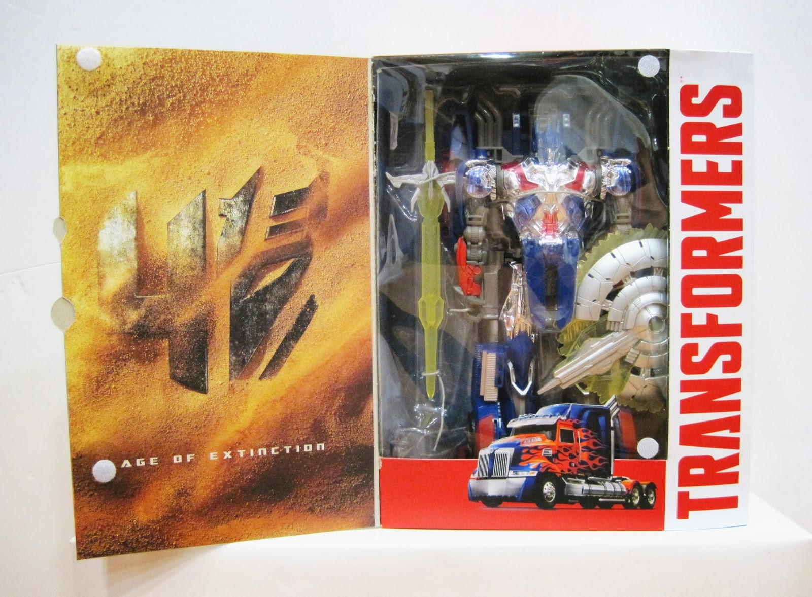 optimus prime age of extinction leader class instructions