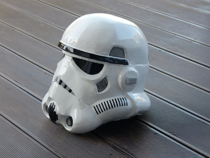 pepakura stormtrooper helmet instructions