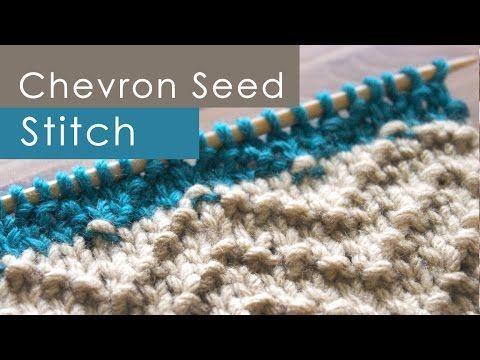 seed stitch knitting instructions