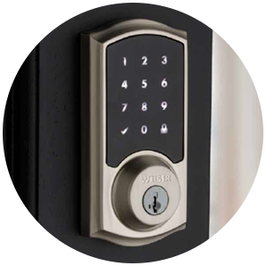 weiser smart key auto lock instructions